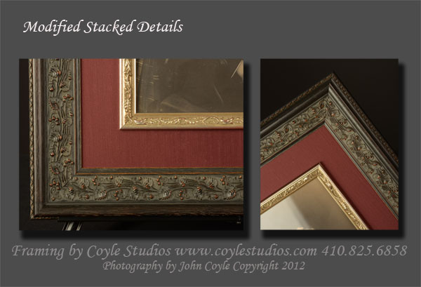 Frame Ideas: Stacked Framing - Coyle Studios
