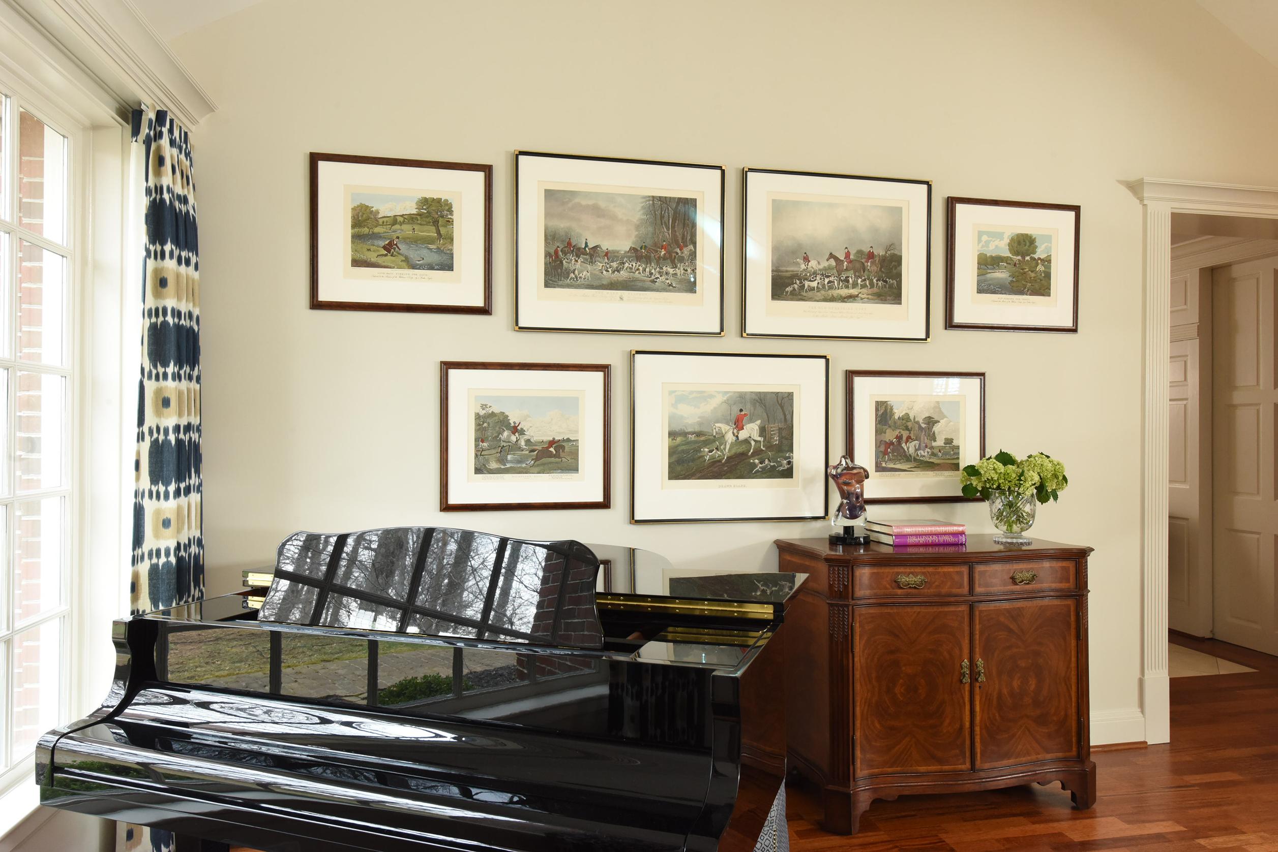 closed-corner and finished-corner frames