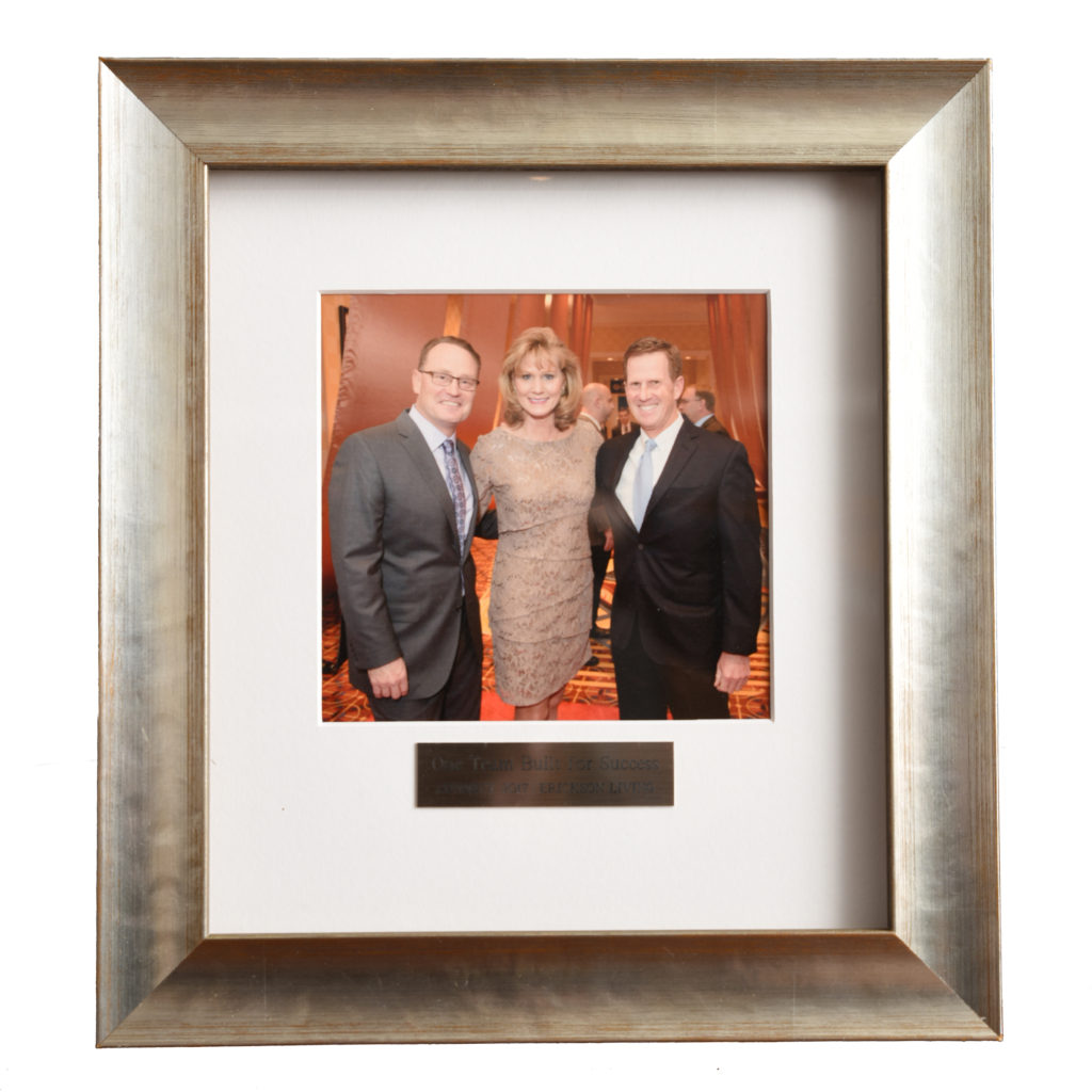 champagne frame corporate
