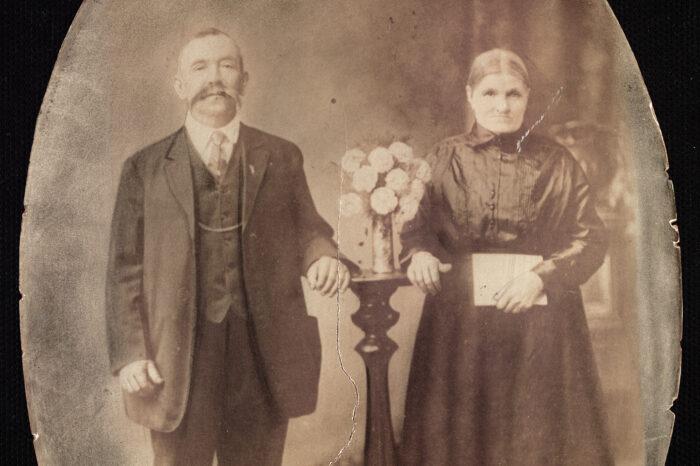 restore an original photo vs. a reproduction
