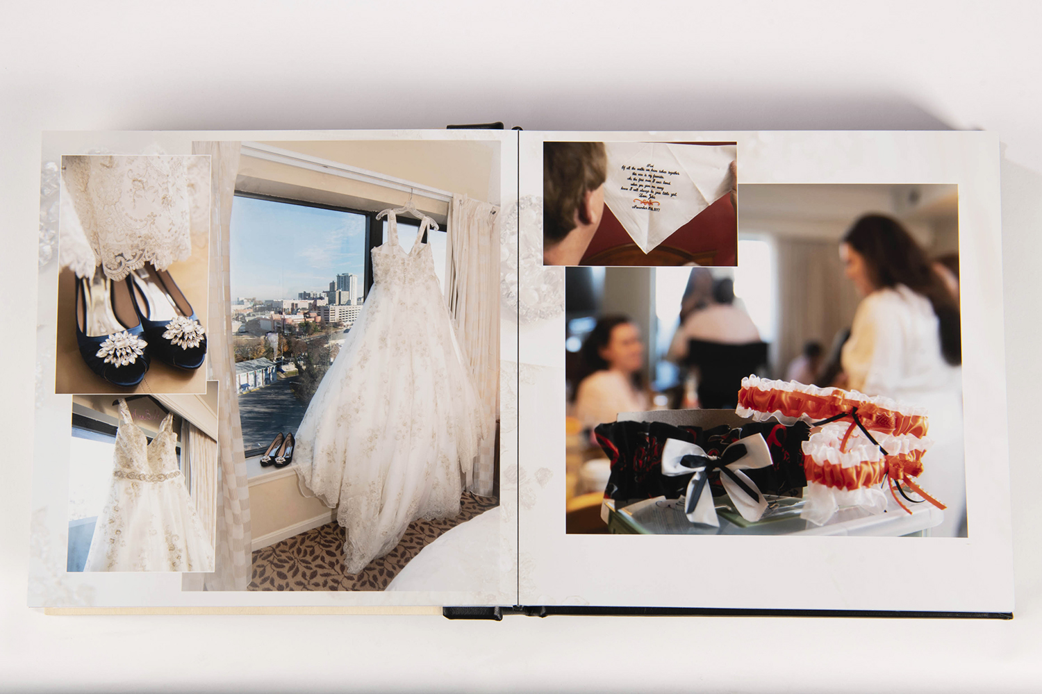 How to Choose Photos for Your Wedding Album