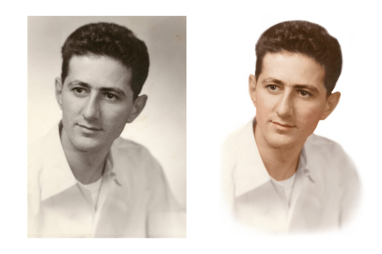 Tinting or Colorizing a Photo
